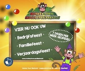 Monkey Town Sliedrecht