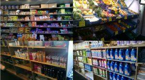 Een beeld van de Swingmarket in Rotterdam. Het wordt een exacte kopie van deze vestiging. (Foto's Swingmarket Rotterdam)