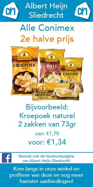 Albert Heijn Sliedrecht Weekaanbieding geldig van maandag 13 februari 2017 tot en met maandag 20 februari 2017