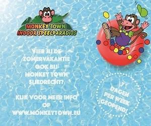 Monkey Town zomervakantie